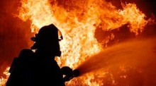 Fire breaks out at Chitalmari bazar in Bagerhat