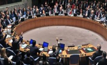 Palestinian draft resolution fails in UN security council