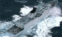 China launches frigate for Bangladesh navy