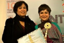 Film on banished writer Taslima Nasreen adjudged best