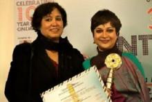 Film on banished writer Taslima Nasreen adjudged best