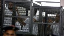 Egypt court orders retrial for jailed Al Jazeera journalists