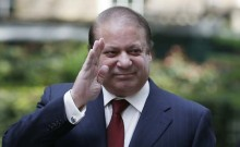 Nawaz Sharif vows to rid Pakistan of terrorism