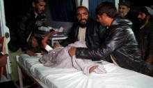 Rocket kills 26 at Afghan wedding party
