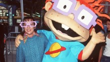 Voice of Babe and Rugrats\' Chuckie, dies at 51
