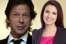 Has Imran Khan secretly married BBC weather girl?