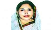 State minister Meher Afroz sued for defamation
