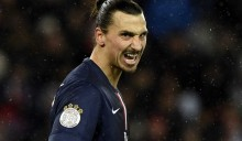 Ibrahimovic angers activists after hunting down Moose