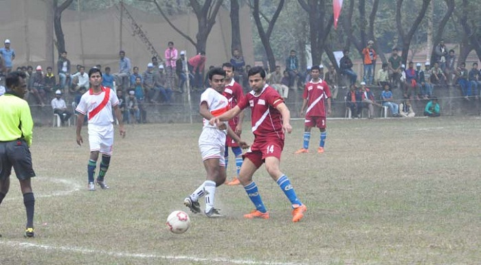 Bashundhara Paper Unit clinch football title