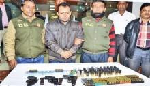 Saifullah Khan remanded