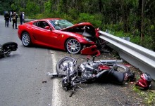 2 killed in a microbus-motorbike crash in Coxbazar