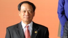 China assistant foreign minister sacked amid graft probe