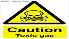 2 workers killed by toxic gas in capital
