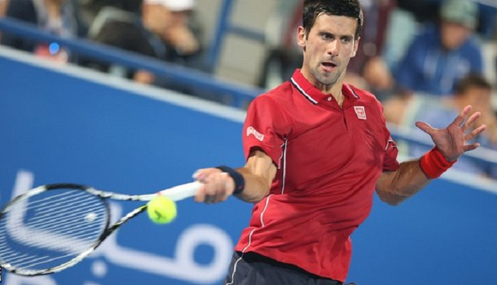 Sick Djokovic withdraws from Abu Dhabi final
