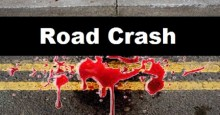 One killed in city road crash