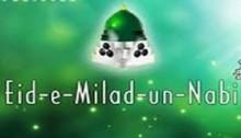 Holy Eid-e-Miladunnabi Sunday