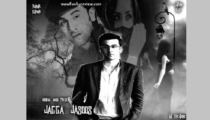 First look of Ranbir-Katrina starrer 'Jagga Jasoos'