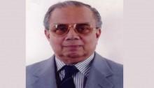 Ex-deputy prime minister Jamal Uddin passes away
