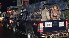 BGB deployed in Rajshahi city