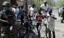 Boko Haram seizes army base in Nigeria town of Baga