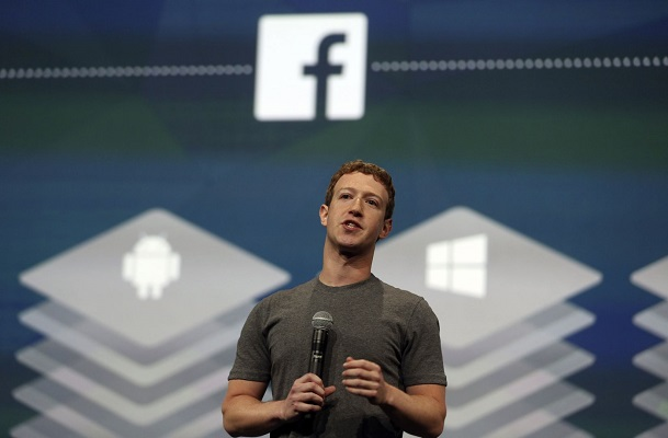 Facebook\'s Mark Zuckerberg starts reading program