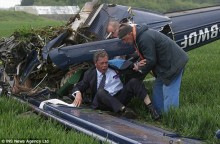 2 killed, another injured in aircraft crash in UK