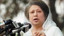 Khaleda announces indefinite blockade across the country