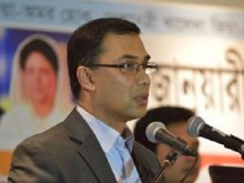 \'Don't back home until Hasina toppled'