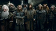 'The Hobbit' holds on at top at N. American box office