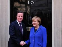 David Cameron, Angela Merkel set for talks on European Union, immigration