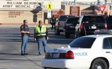 Gunman, 1 other person dead in shooting at veterans\' clinic