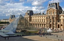 The Louvre is world\'s most-visited museum