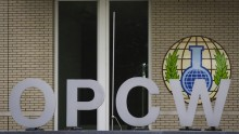 Syrian government used chlorine gas on civilians: OPCW report