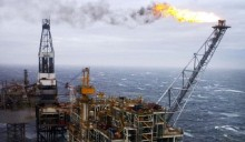 Brent crude oil price dips below $50 a barrel