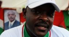 Burundi CNDD-FDD supporters shot dead in bar