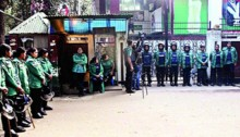 Khaleda confined for 4th day