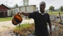 Shell agrees $84m deal over Niger Delta oil spill