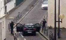 Terrorists strike Paris paper that lampooned Islam; 12 are killed