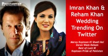 10 things to know about Reham Khan, Imran Khan\'s new bride