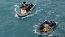 AirAsia QZ8501: \'Pings\' detected in plane search