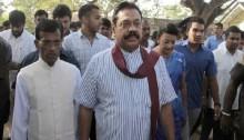 Sri Lanka's Rajapaksa admits defeat in election