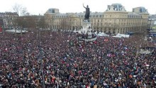 Paris attacks: Millions rally for unity in France