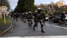 France deploys 15,000 security forces to boost security