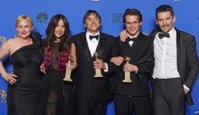 Boyhood takes Golden Globe honours