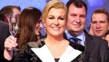 Grabar-Kitarovic elected Croatia's first woman president