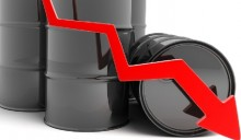 Oil price falls 3% to new six-year low