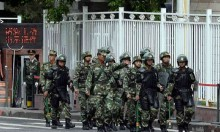 Xinjiang unrest: Police shoot six dead