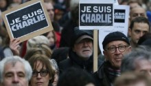 Defiant Charlie Hebdo depicts Prophet Muhammad on cover