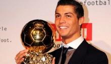Ronaldo beats Messi to Ballon d\'Or triumph