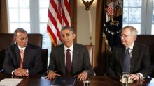 Barack Obama pledges to work on use of force order for Islamic State